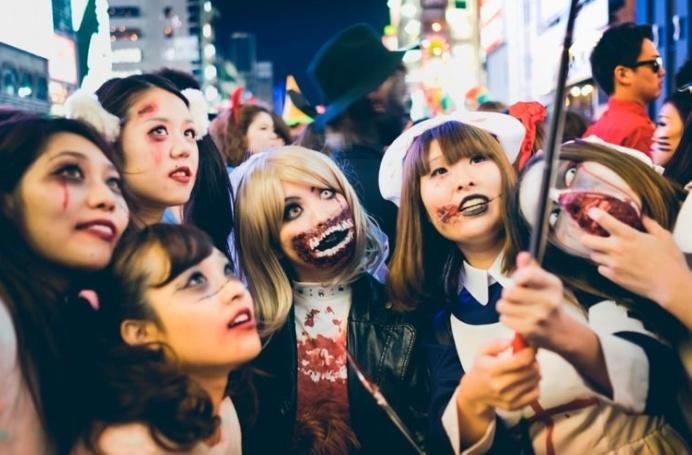 Japan halloween