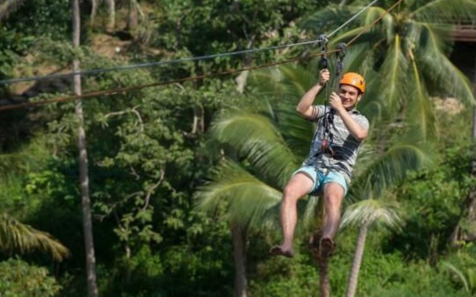 Tarzan in Krabi