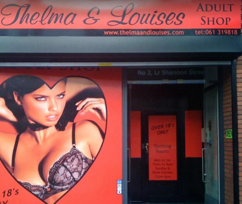 ร้านค้าสำหรับผู้ใหญ่เทลมาและหลุยส์
