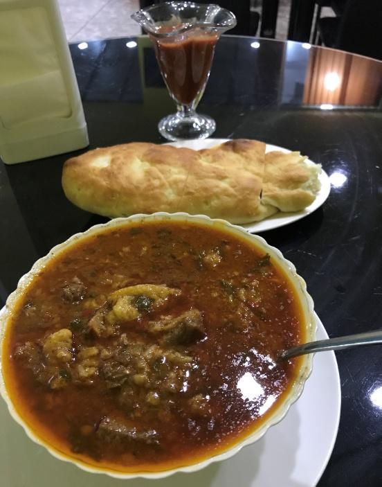 อาหารในจอร์เจีย