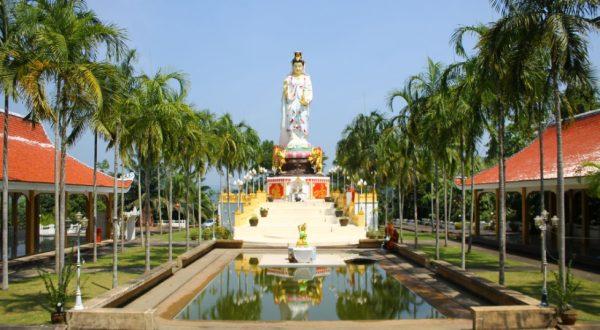 Temples of Krabi Province