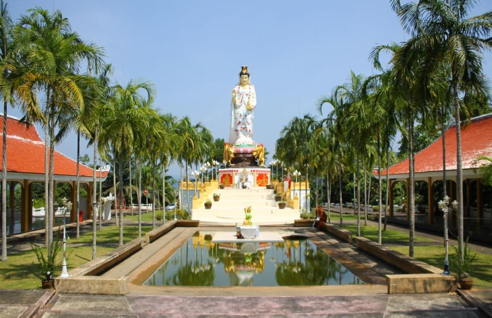 Temples of Krabi Province