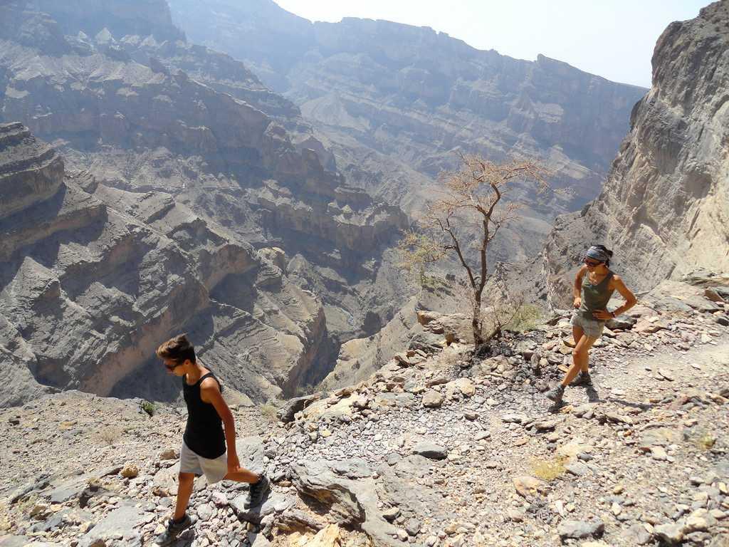 Vwayaje nan Omàn - 7 Top Pye Destinasyon