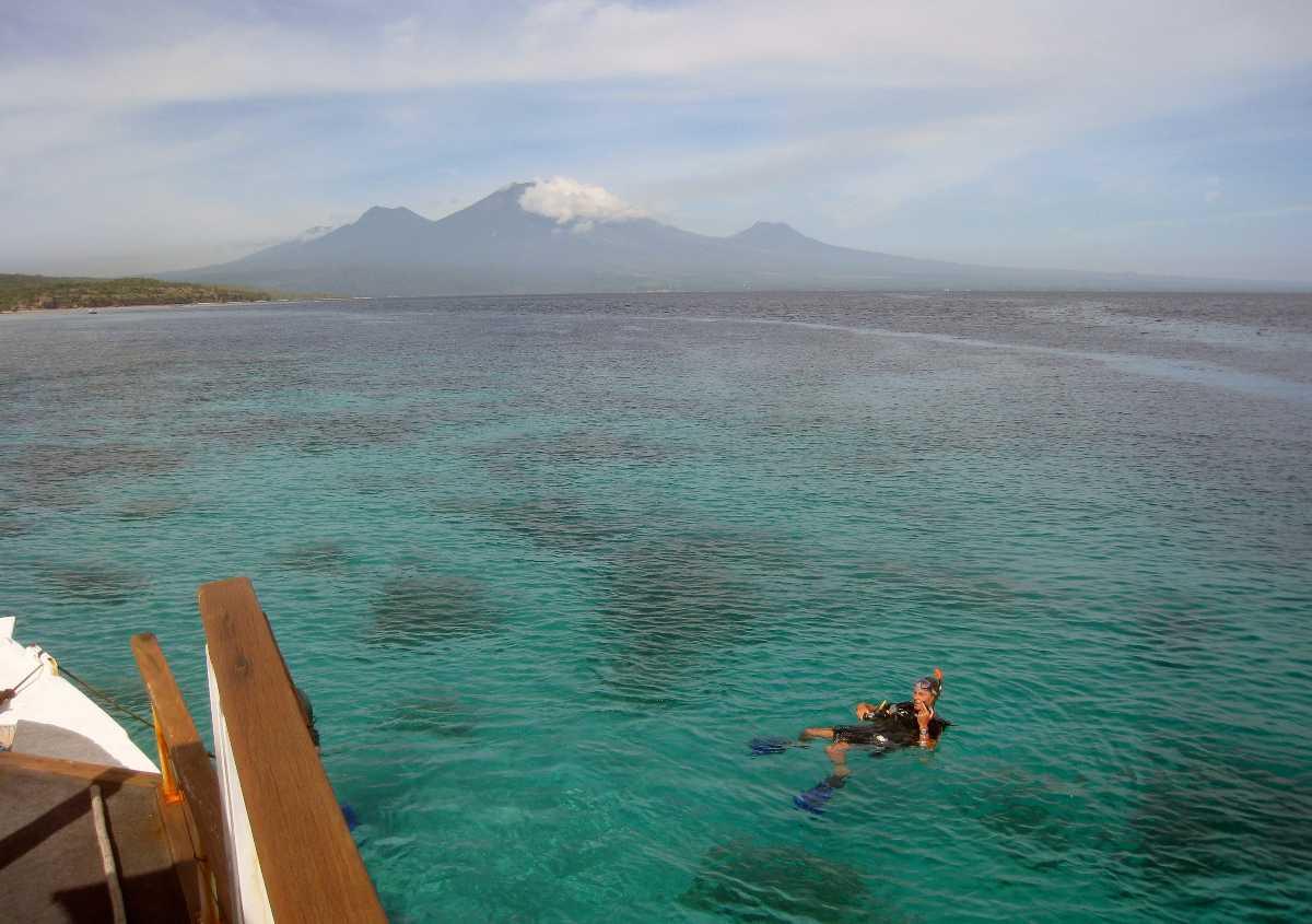 Plonje anba dlo nan Bali: tout bagay ou bezwen konnen