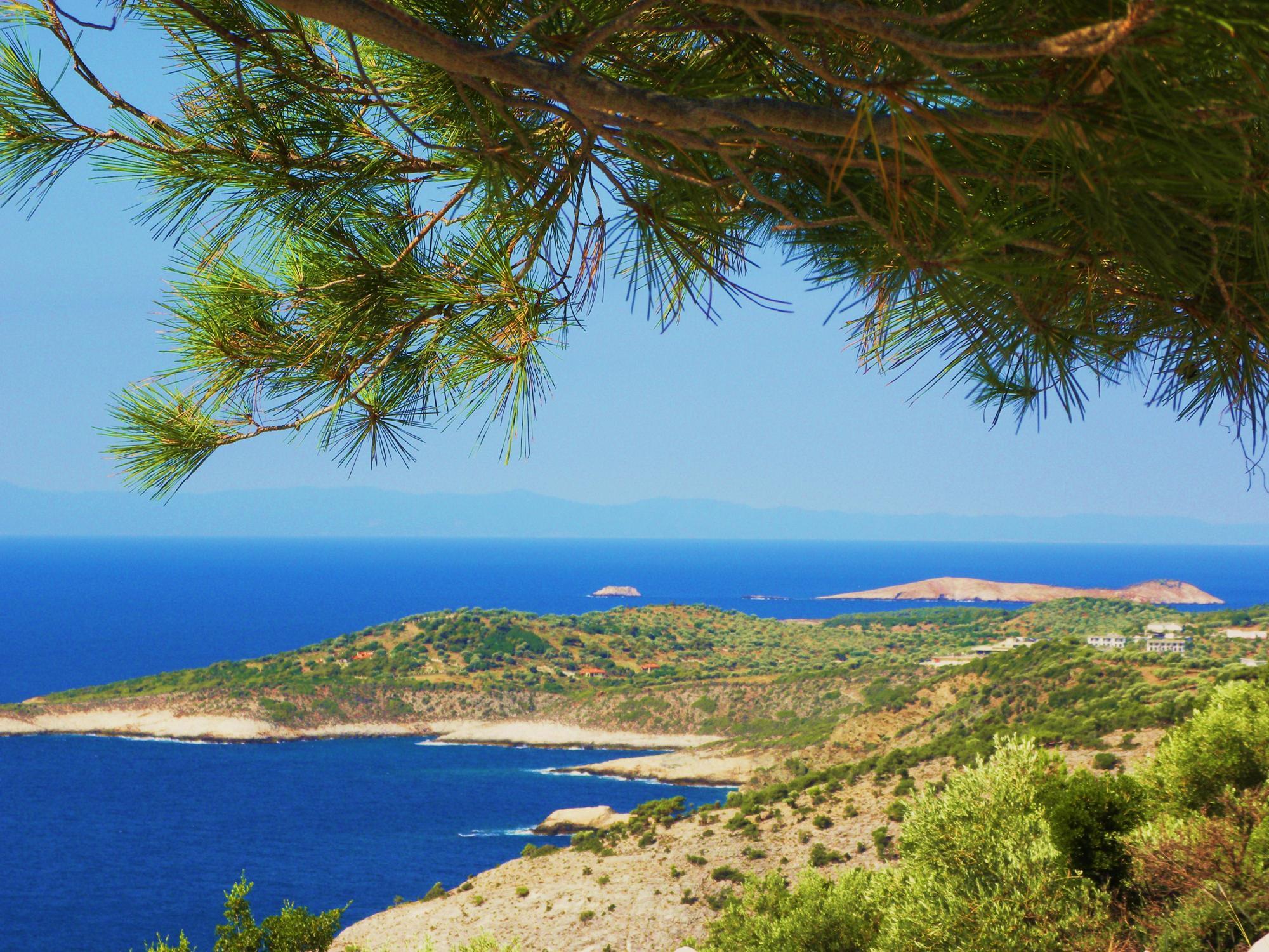 เกาะ Thassos