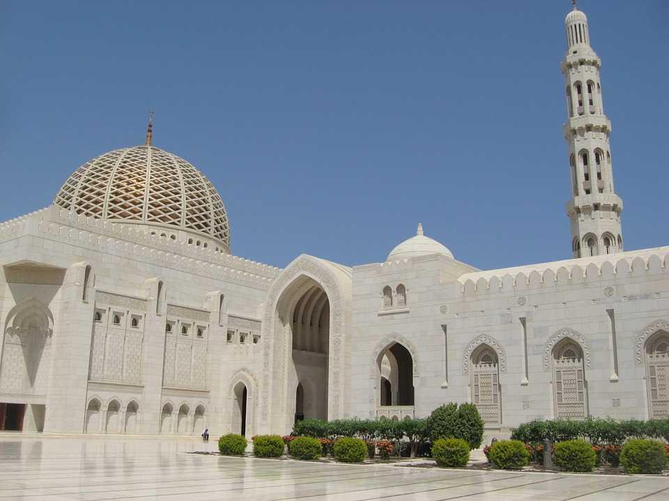 Omandakı din