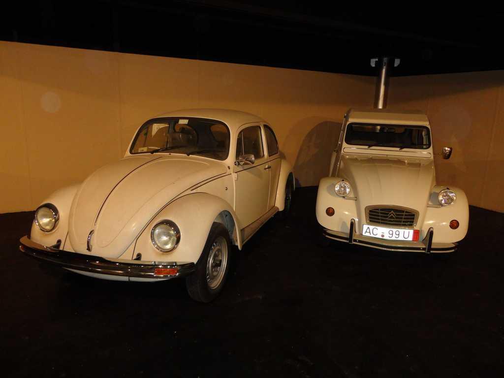 Emirates National Auto Museum, Abu Dhabi