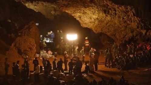 Tam Luang Cave