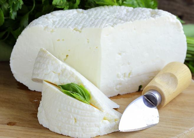 Cheese from Imereti