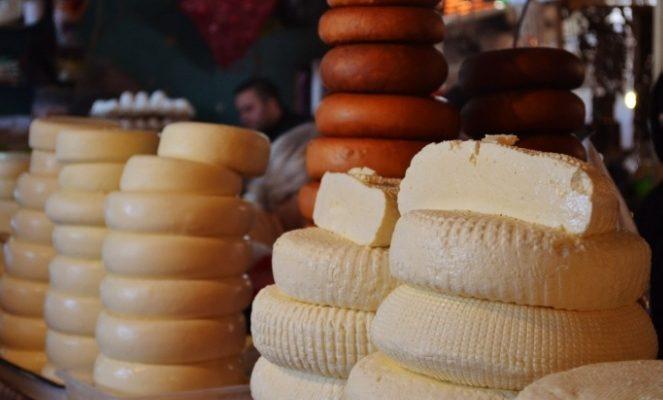 cheese Georgia