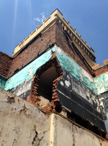 Striking but dilapidated (The Heritage Portal)