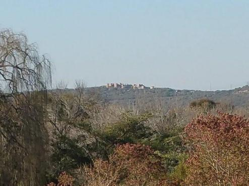 Kyalami Castle from a distance